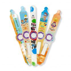 Termometro pulsera infantil