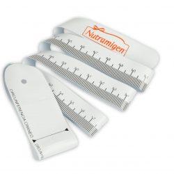 Cinta métrica para medir la cabeza